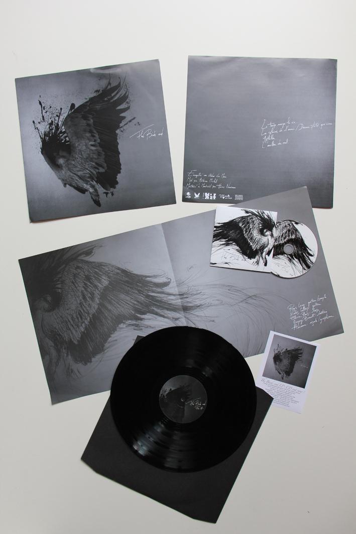 1er EP en collab avec Natacha Delaunay
