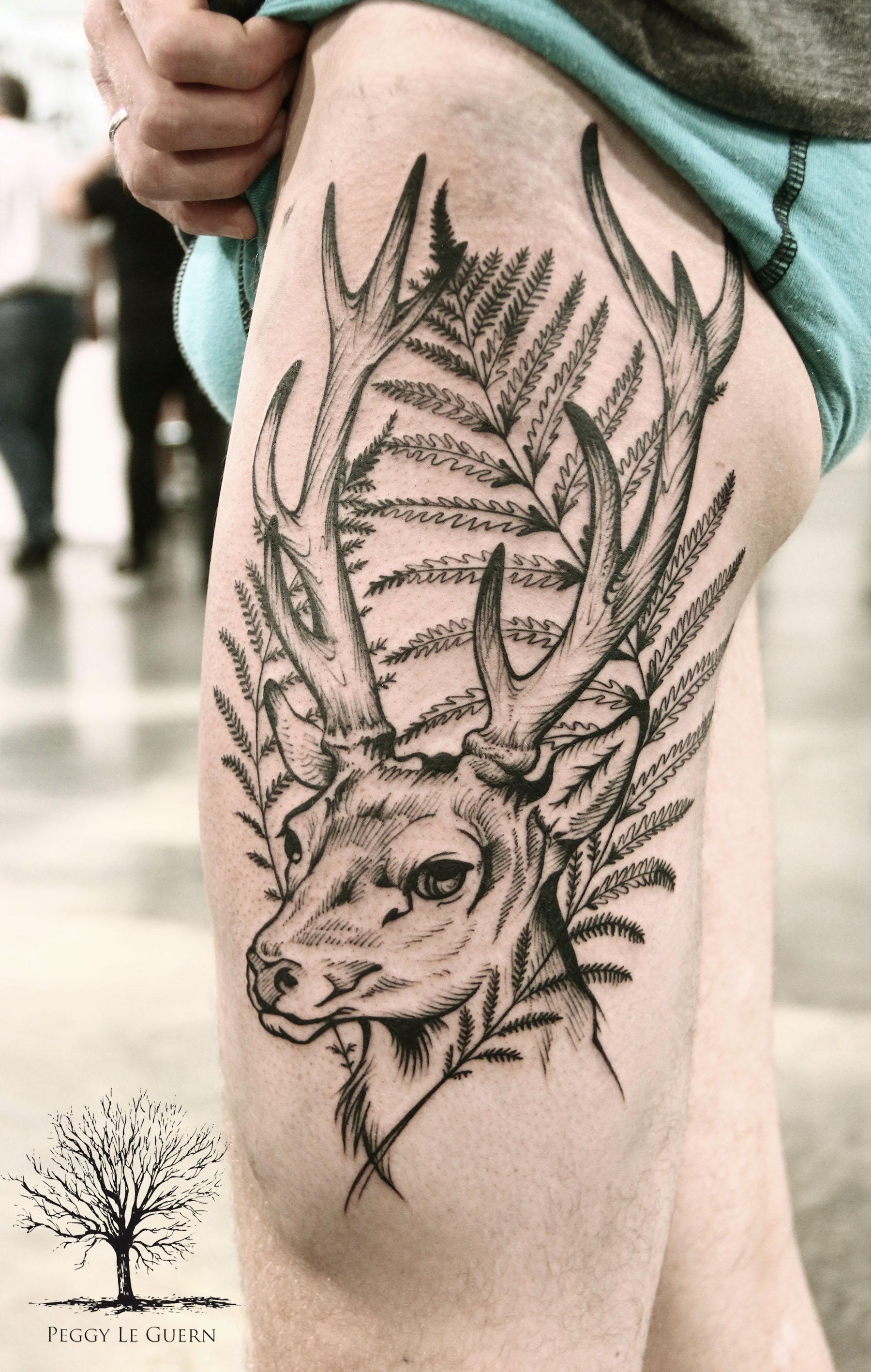Prix Best of day Tattoo show Chalons en Champagne 2018