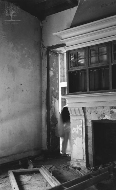La demeure abandonnée