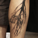 flash papillon branche